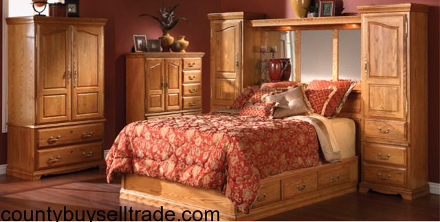 Elegant Oak Lincoln Manor Queen Wall Bed  From Furniture Row In Chattanooga,  Hamilton, Tennessee   County Buy, Sell, Trade